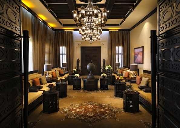 Qasr Al Sarab Resort In Abu Dhabi UAE