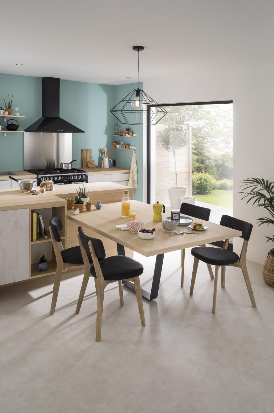 Modele De Cuisine Avec Coin Repas cooking louise | coin repas, décoration maison et repas