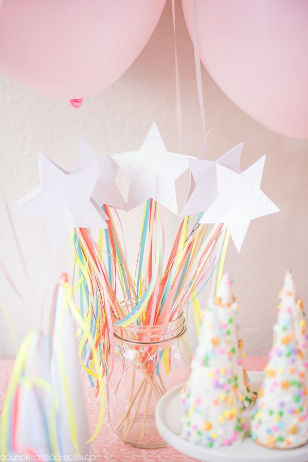 Unicorn Birthday Party Decorations by Unicorn headband Unicorn