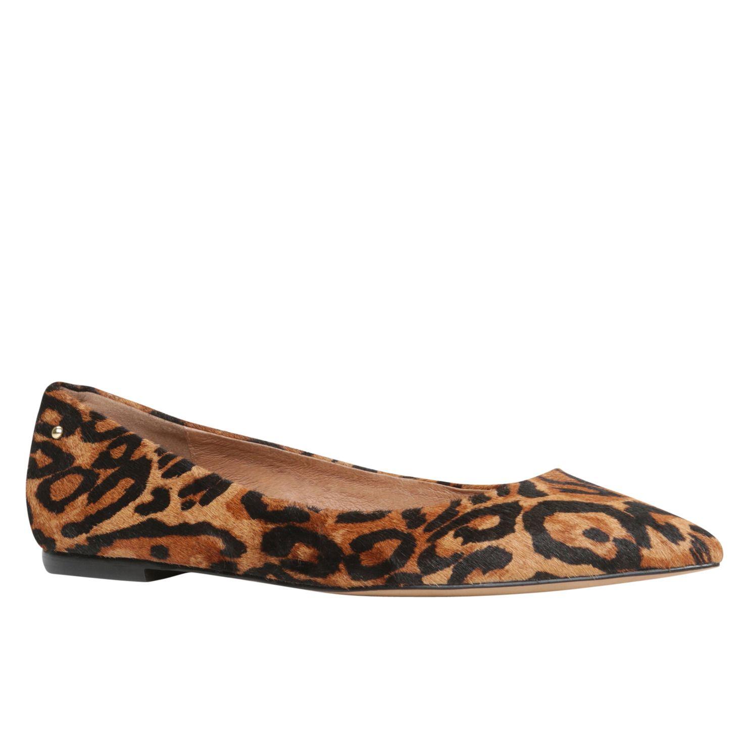 499a06808 Too much leopard.... Never!! ORMELLE - femmes's talon plat ...