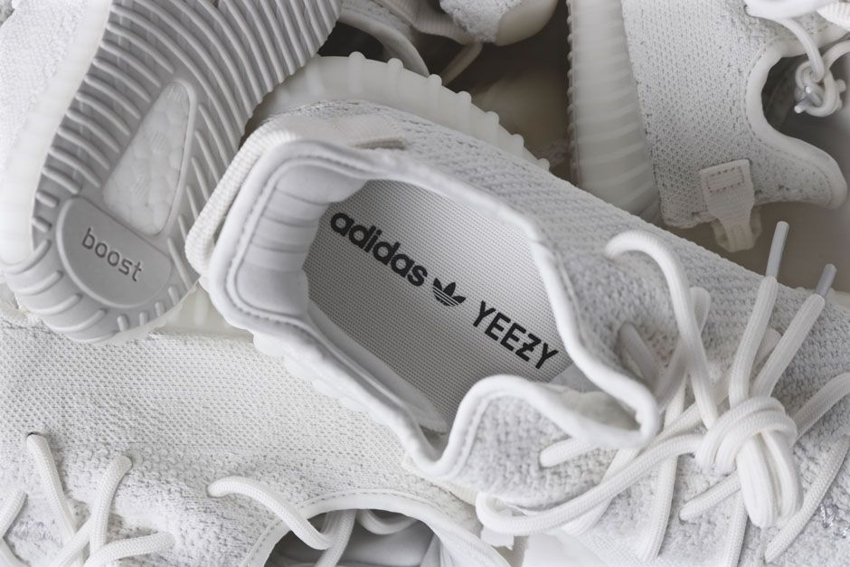 700384961e7 The adidas Yeezy 350 V2 Cream White (Style Code  CP9366) will release on April  29th
