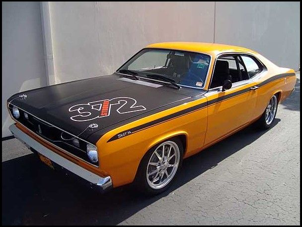 large pro touring mopar 71 gtx  Support Your Local Sheriff  At