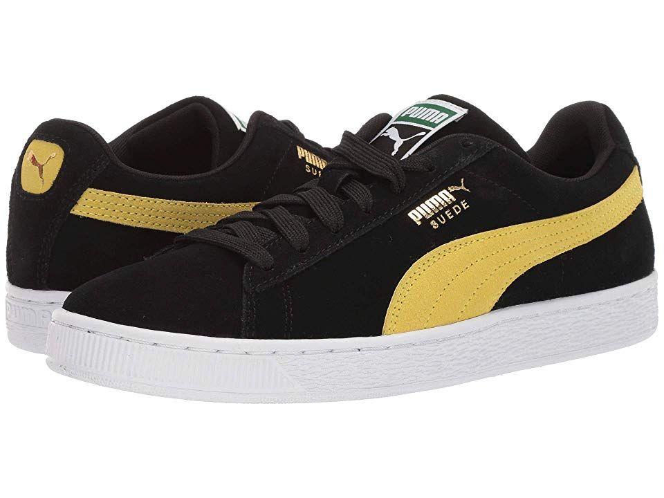 PUMA Suede Classic Shoes Puma Black