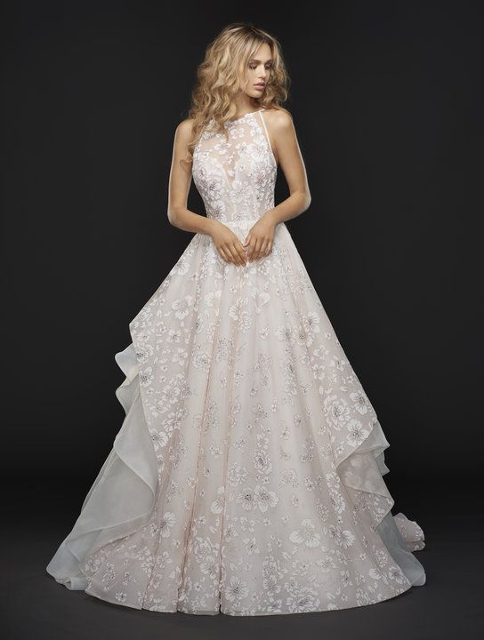 Hayley Paige Style 6755 Reagan Hayley Paige Wedding Dress