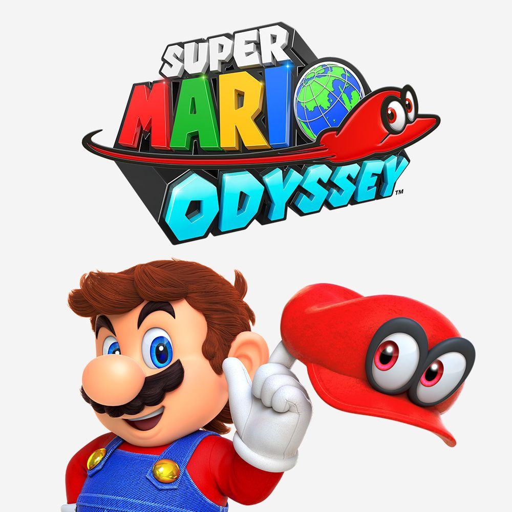 Super Mario Odyssey comes out today for the Nintendo Switch! Who\'s ...