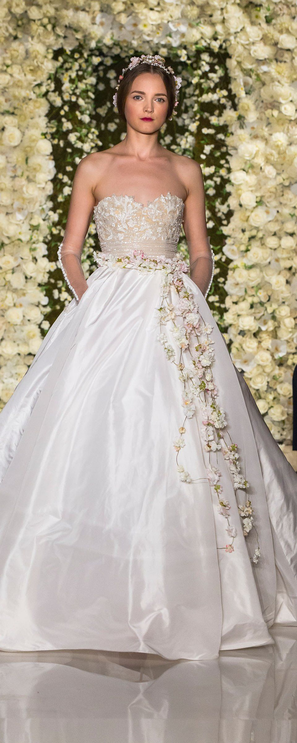 Reem Acra Fall-winter 2015-2016 - Bridal | Fall winter 2015, Wedding ...