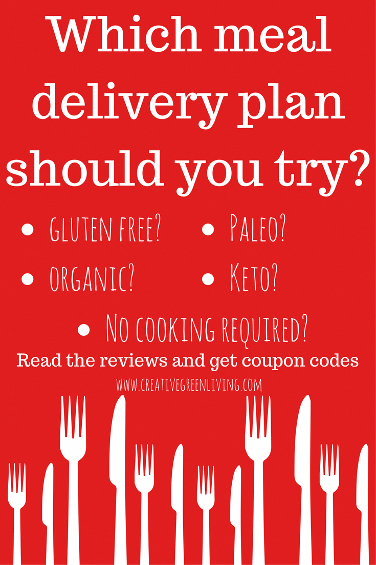Learn how to choose the best healthy meal delivery service