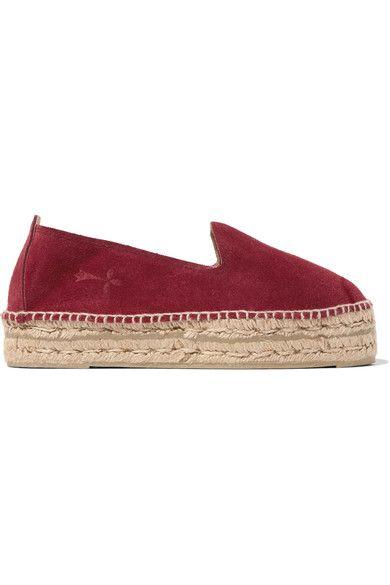 8cd3b9a10 MANEBI Hamptons suede espadrilles.  manebi  shoes  espadrilles ...
