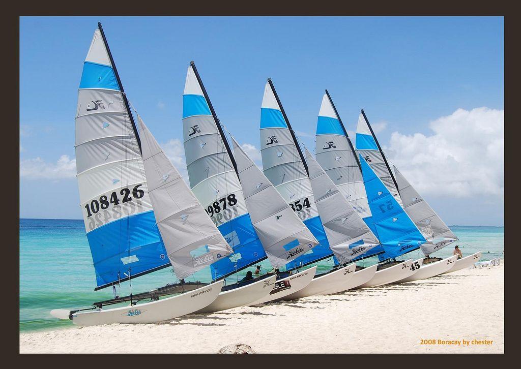 Boracay Island 2008 In 2020 Boracay Island Sailing Catamaran
