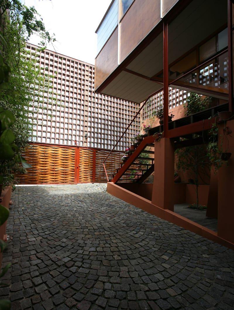Francisco Cadau · Casa de los tamices | pallet | Pinterest | Atlas