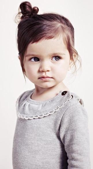 Cutest Baby Hair Cocuk Sac Stilleri Kucuk Kiz Saci Bebek Saclari