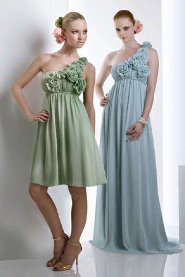 Bari Jay Maternity Bridesmaid Dresses - Style 3911