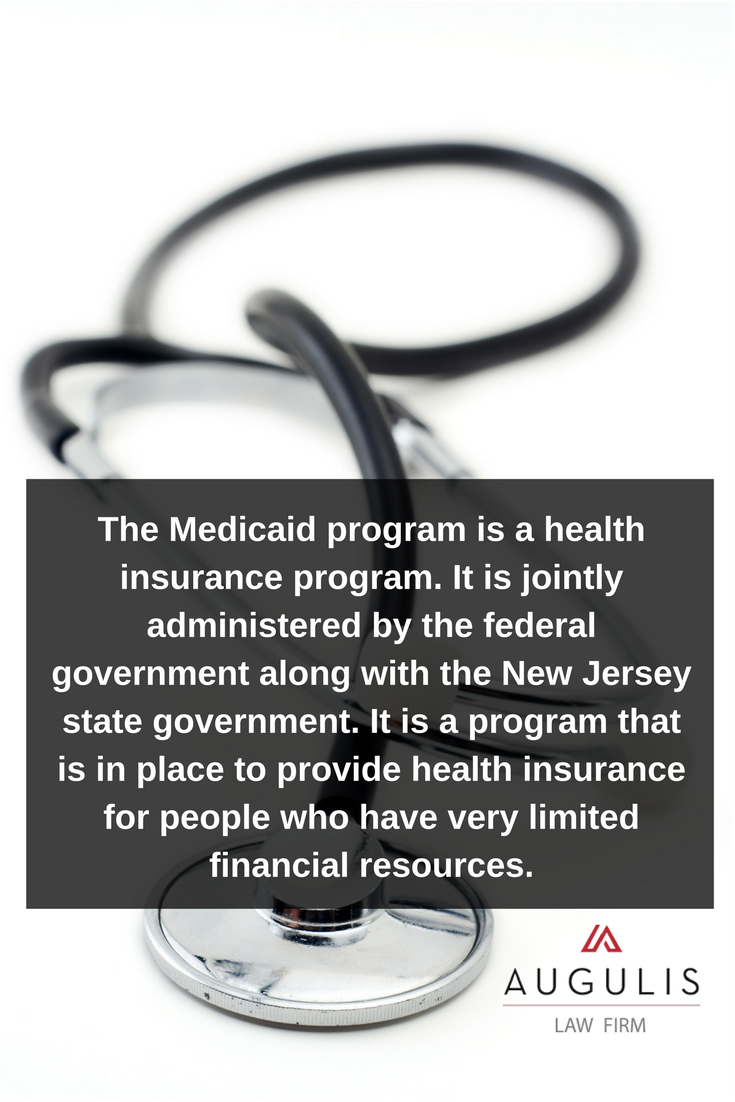 The Medicaid Program Is A Health Insurance Program It Is Jointly