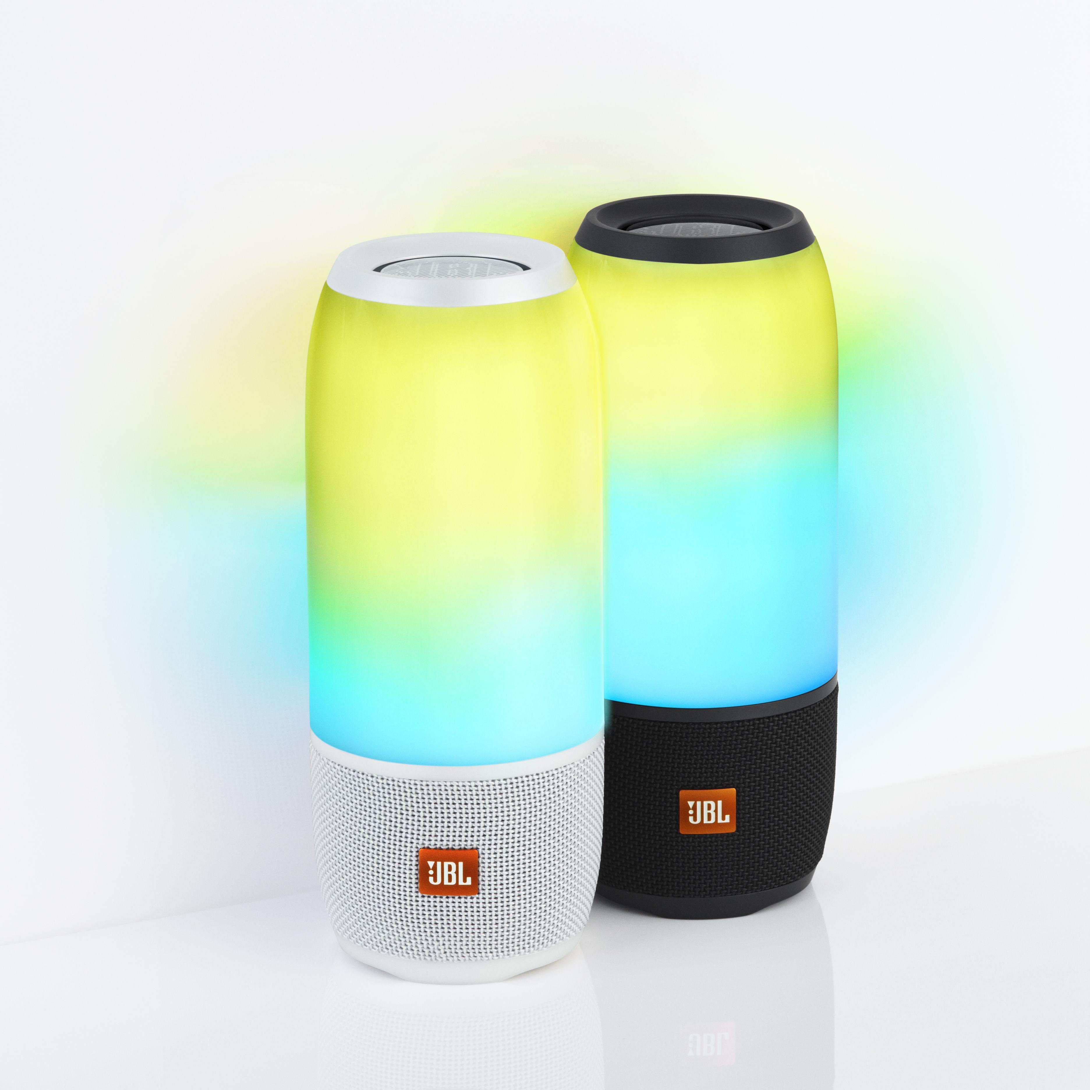 Enceinte Jbl Salle De Bain ~ light it up harman s latest jbl pulse 3 bluetooth speaker is ready