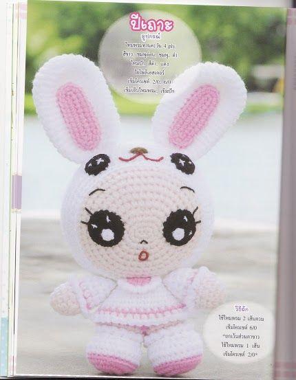 Мастер-класс. Кукла-анимэ в костюме зайчика - Ярмарка Мастеров - ручная работа, handmade