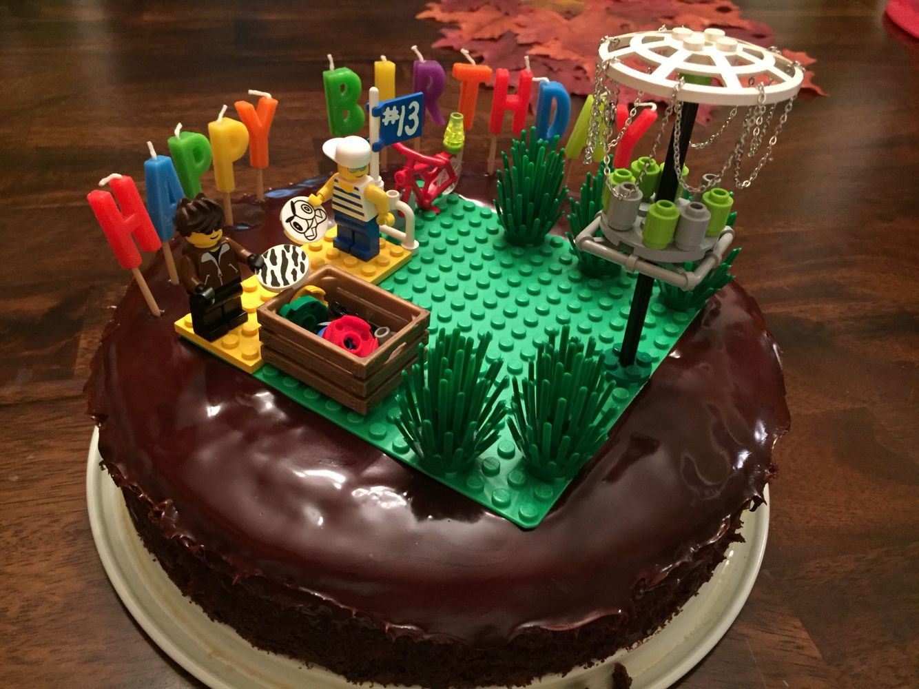 Create A Unique Look With Your Own DIY Golf Cake Topper