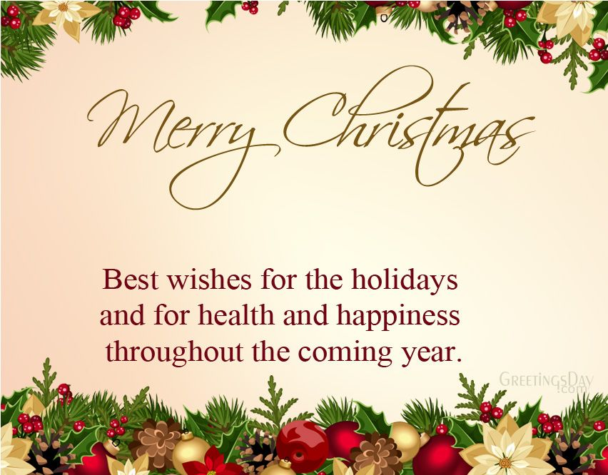 christmas wishes | cards | Pinterest | Christmas greeting cards ...