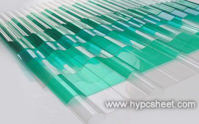 Roofing Corrugated Sheet Plastic Roof Tiles Plastic Roofing Polycarbonate Panels