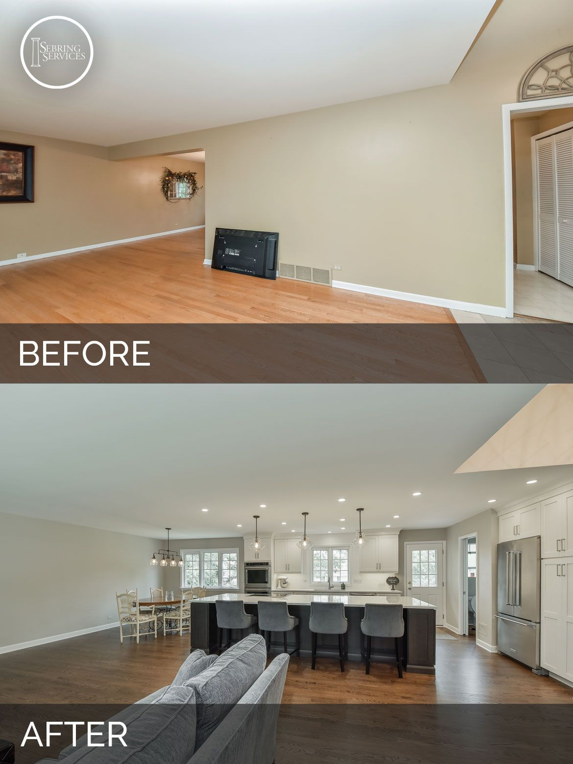 Dale Tracey S Kitchen Before After Pictures Kitchen