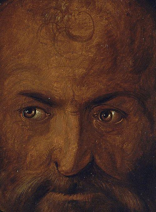 Albrecht Dürer - Christ among the Doctors (detail) - 1506 (x)