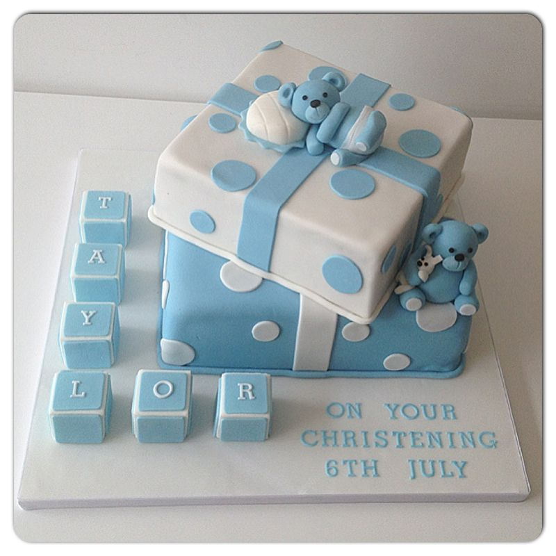 christening cake for a boy cerca con google party