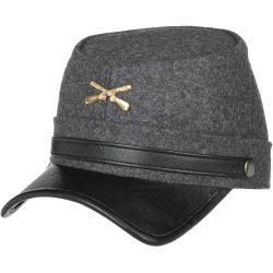 Lipodo Südstaaten Schildmütze Schirmmütze Ballonmütze Usa Kappe Historische Mütze Nordstaatenmütze L...