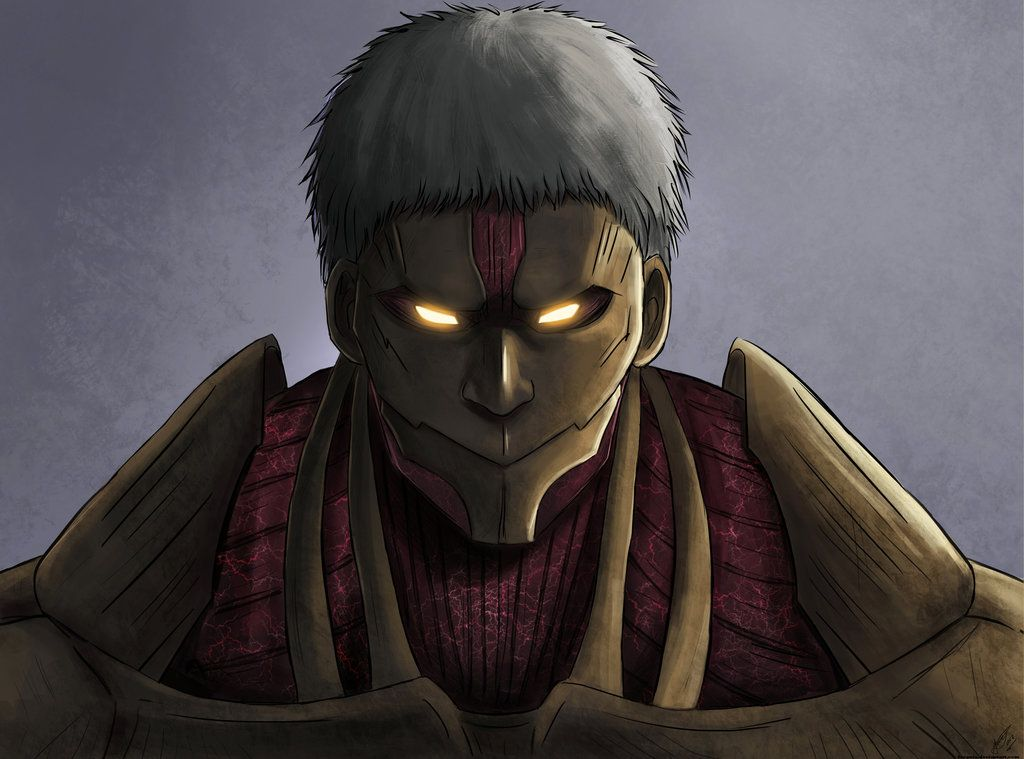 Armored titan fanart by Feognia.deviantart.com on ...