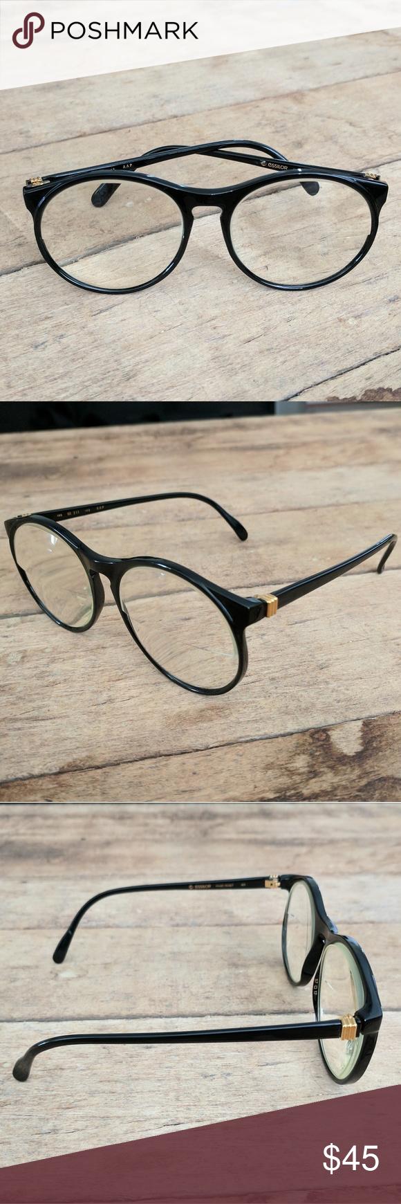 7a357358e4 Original vintage preppy librarian glasses