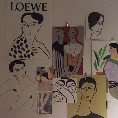 Loewe love #atpatelier #atpatelierspaces #loewe #interior