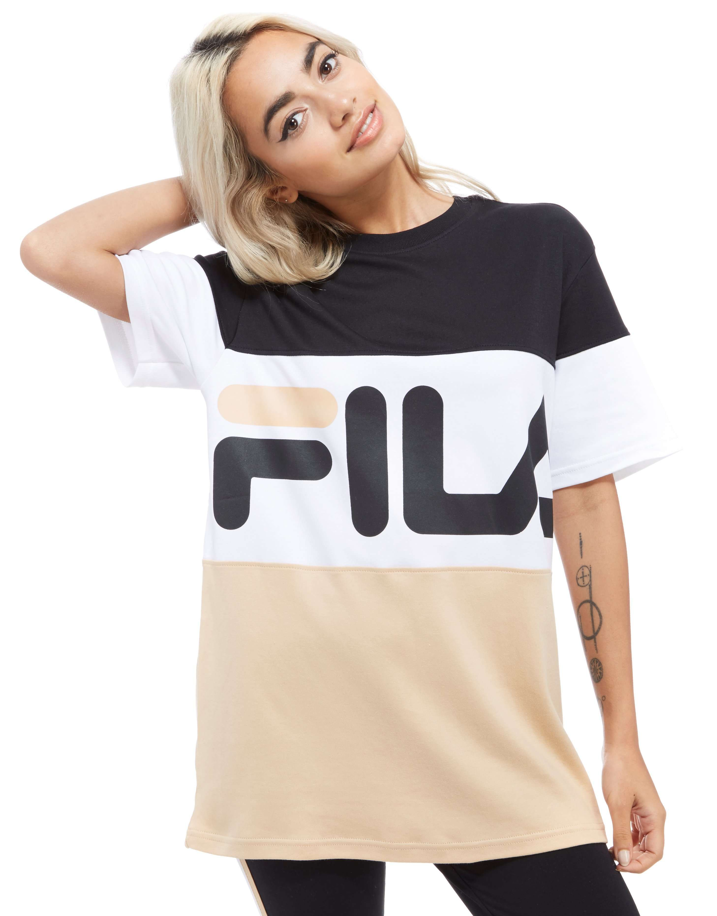 e3f83590f Fila Boyfriend Style T-Shirt - Shop online for Fila Boyfriend Style T-Shirt