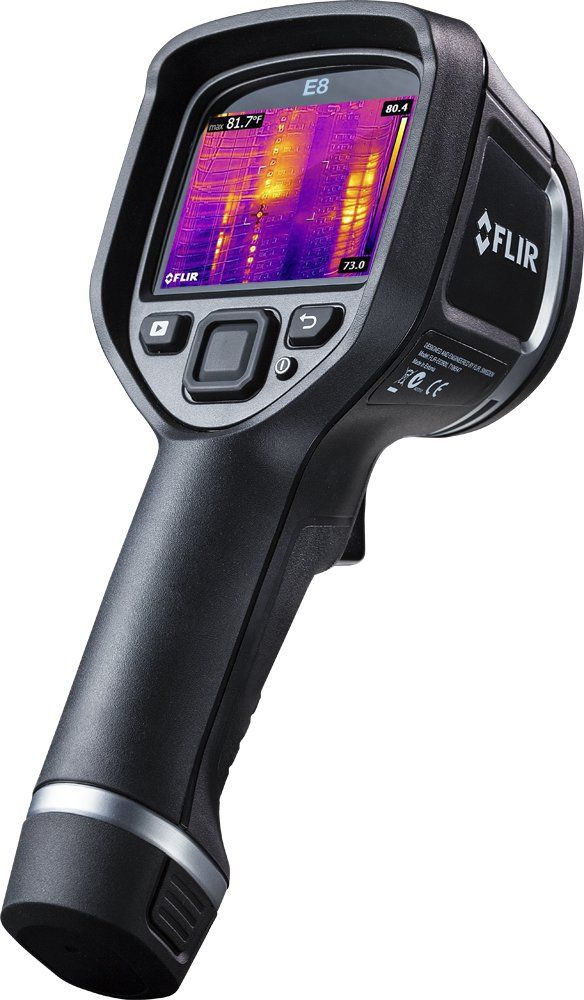 FLIR Systems Compact Infrared Camera with MSX and 80 x 60 IR