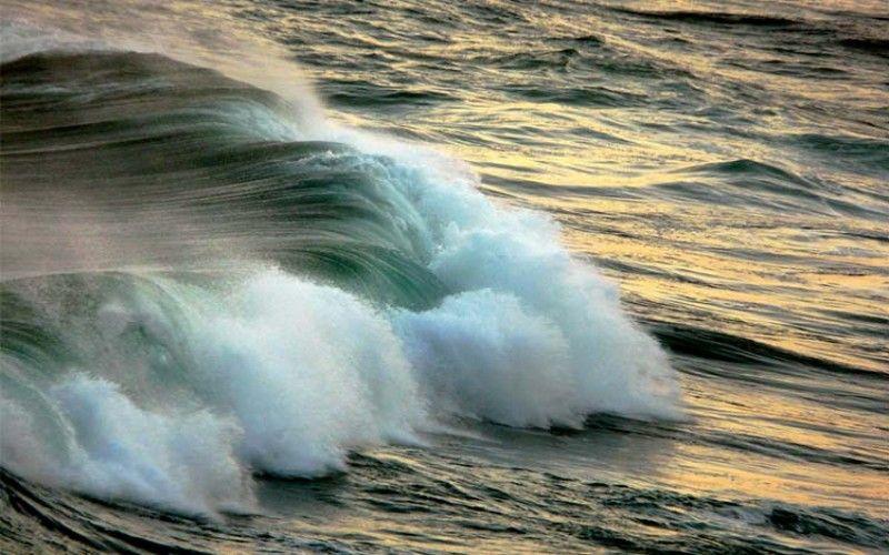 Águas agitadas…