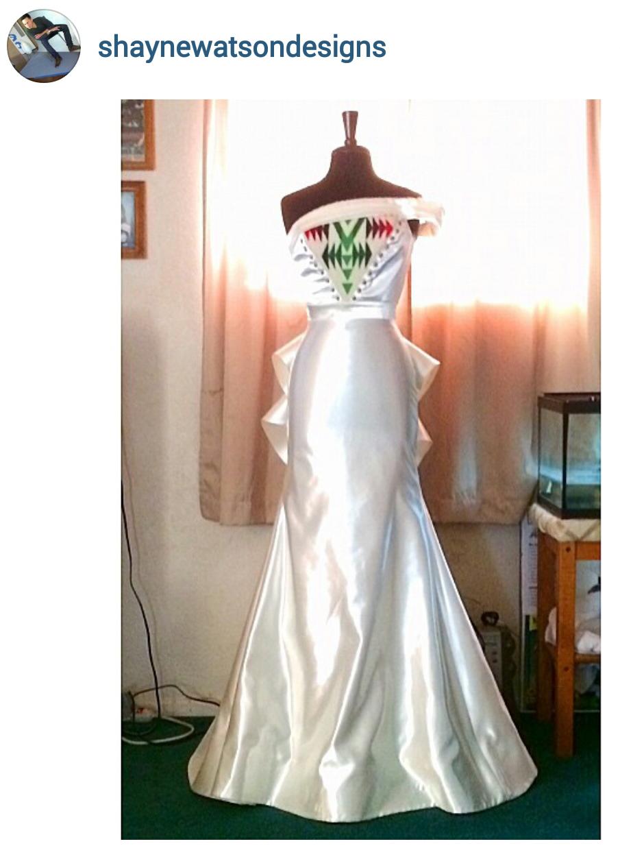 Veiled US designer dreams of alternative fashion exclusive photo