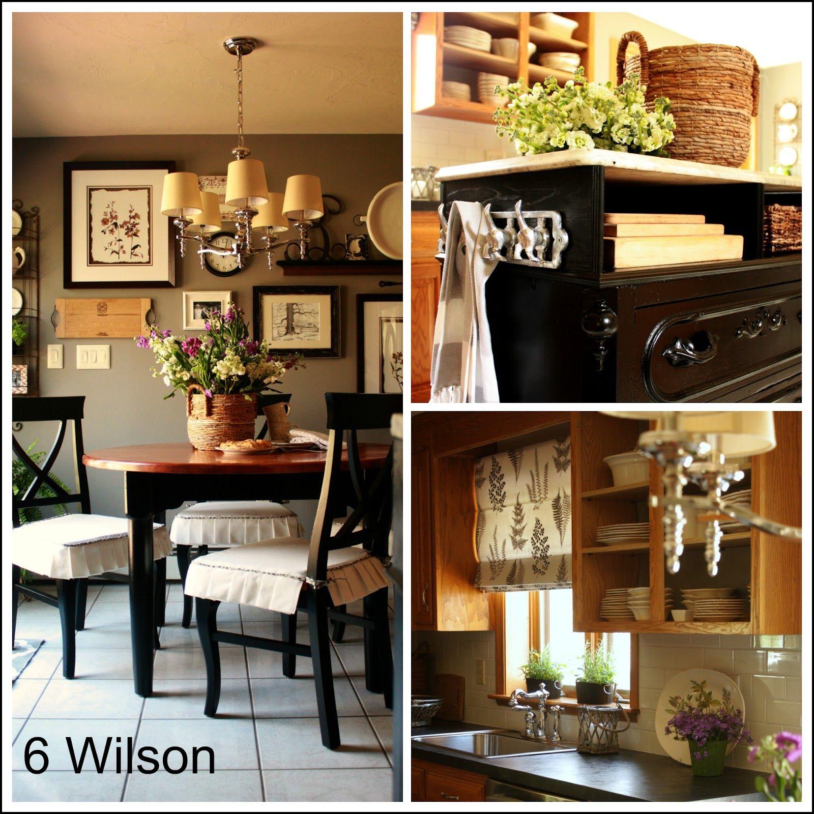 6 Wilson Love The Cream Backsplash Subway Tiles And Black