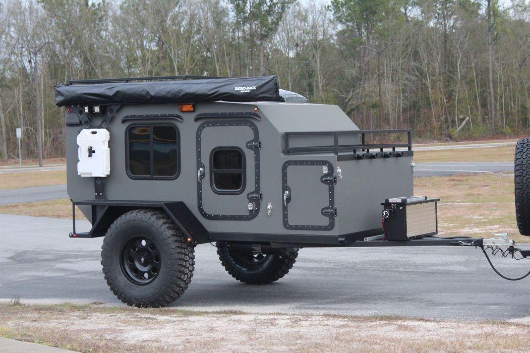 diy off road trailer