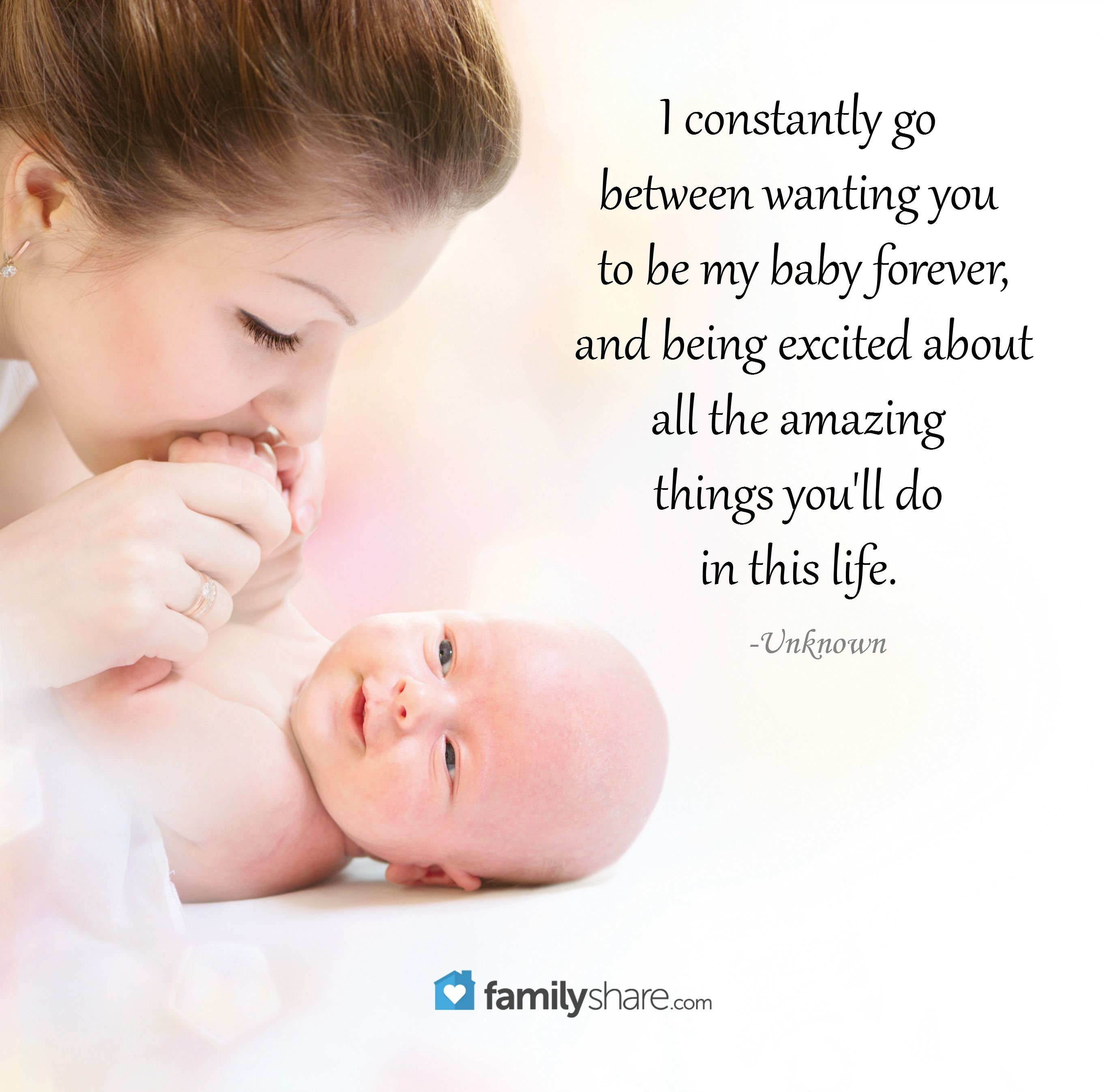 Baby You Re Amazing: I Constantly Go Between Wanting You To Be My Baby Forever