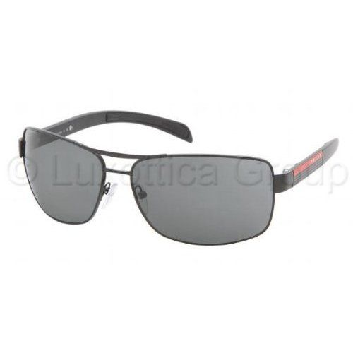 888cf4b9f7 Amazon.com  Prada - Mens Sunglasses PS54IS-1B01A1  Prada price  Price    165.93 You Save   116.35 (41%)