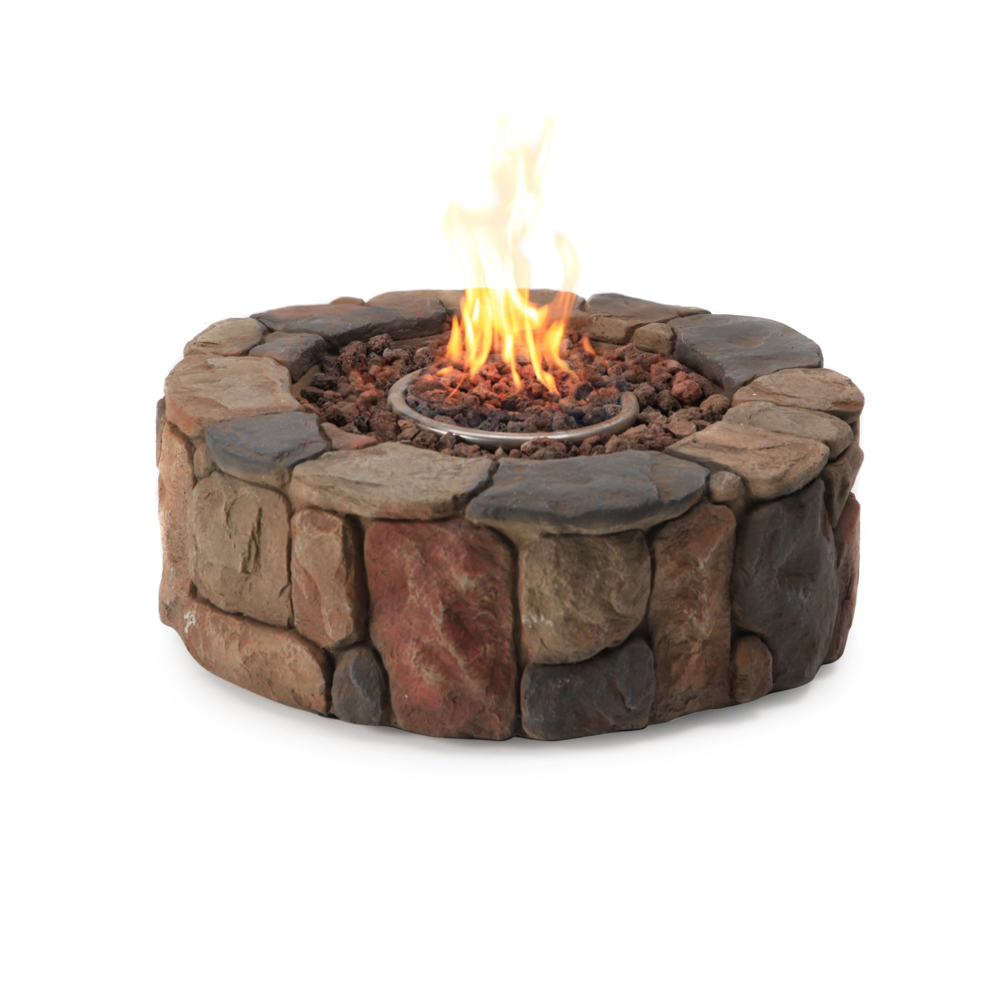 Have To Have It Red Ember 28 In Clarksville Propane Campfire Fire
