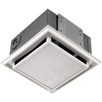 Bathroom Fans Brl 682 Ductless Bathroom Exhaust Fan By Broan Bathroom Fan Bathroom Ventilation Bathroom Ventilation Fan