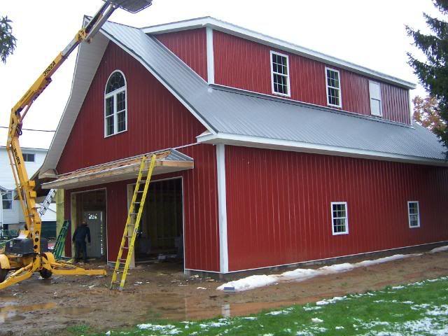 NEW build 36 x 50 garage (hot rod shop) - Page 4 - The Garage Journal Board