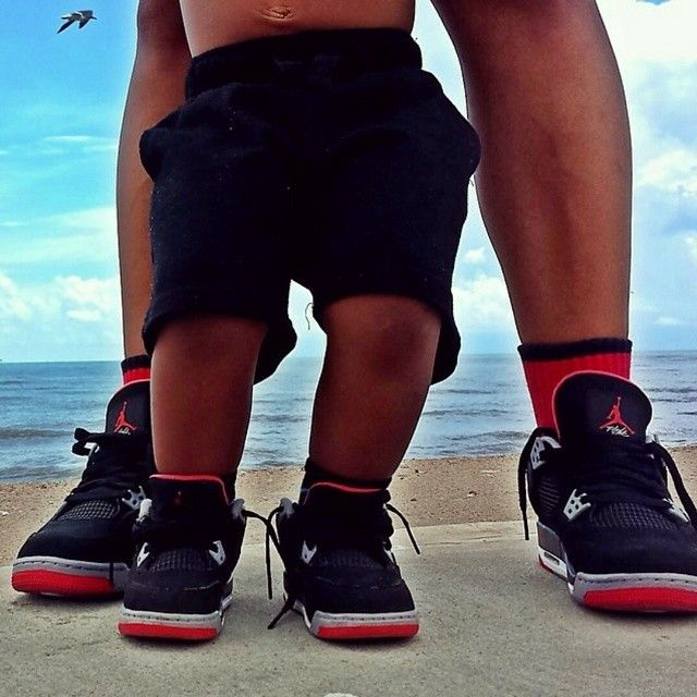 Baby jordan shoes, Father son outfits