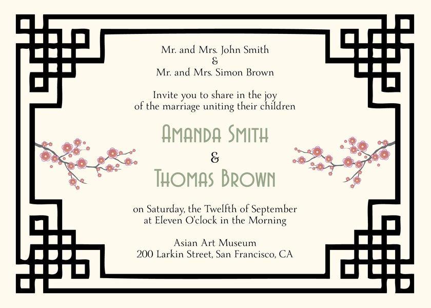 Wedding invitations shanghai swing wedding details pinterest wedding invitations shanghai swing stopboris Image collections