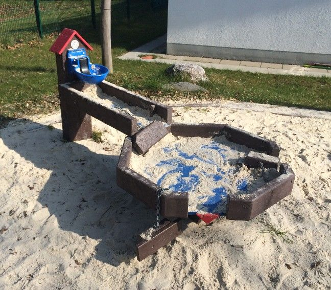 Kükenbach - Gartenspielplatz