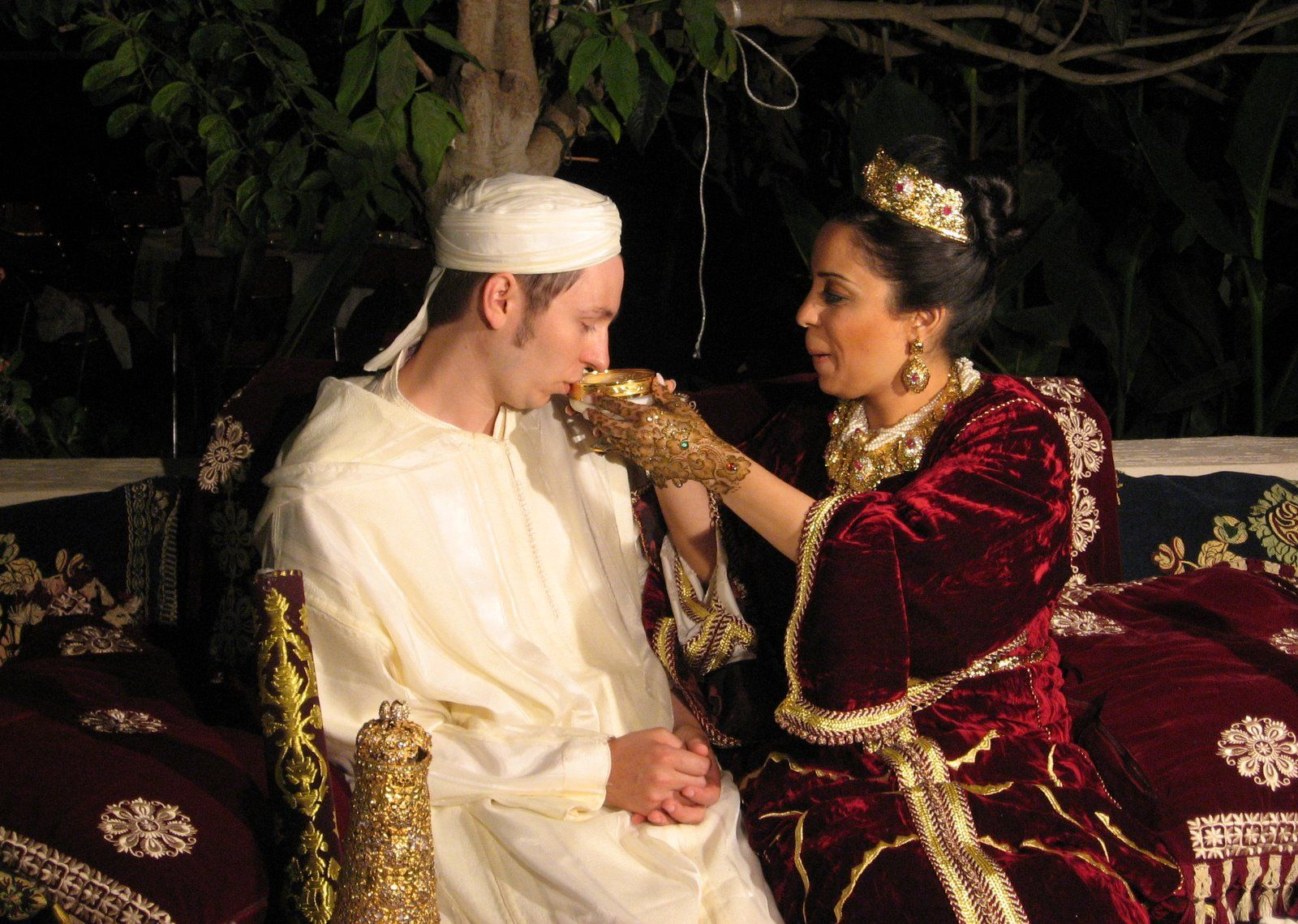 Arab Marriage Culture And Traditions Of South