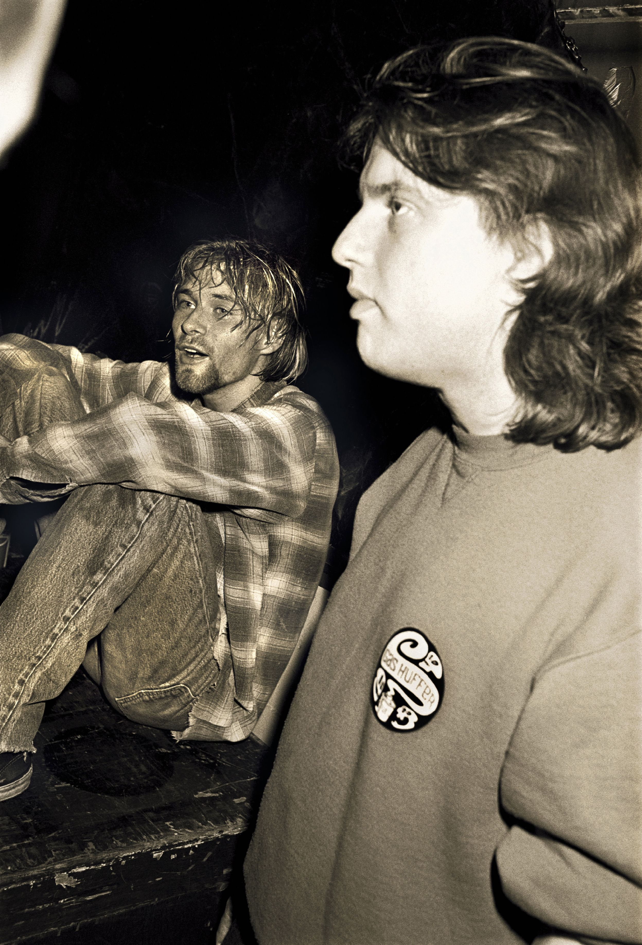 Kurt Cobain #Nirvana - September 1990