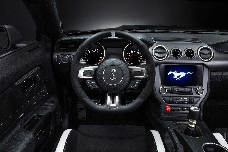 Легковесный 2016 Ford Shelby GT350R Mustang Форд