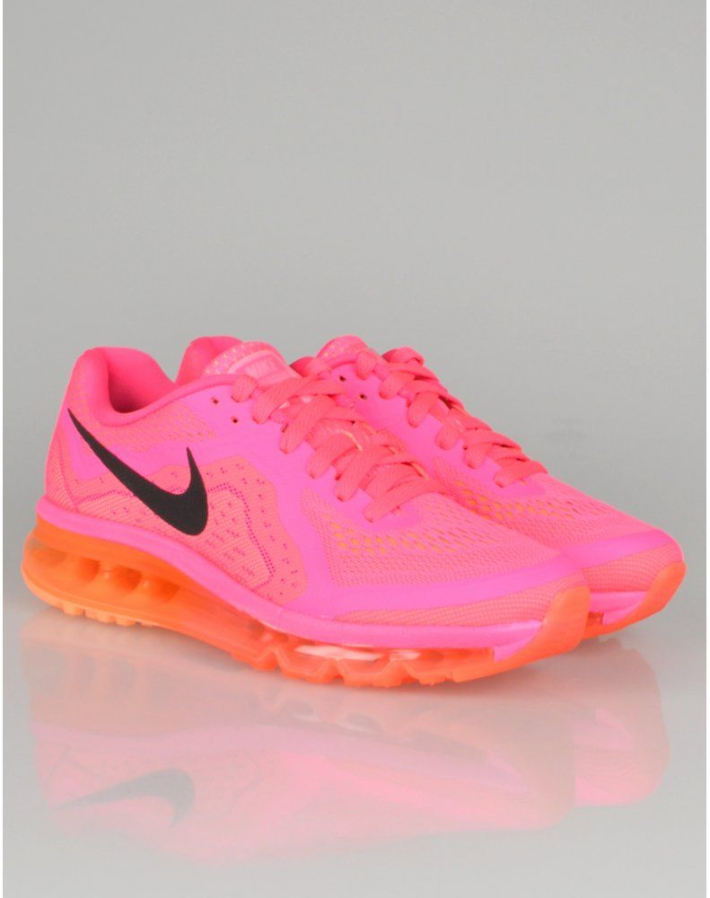 sneakers for cheap e04b3 50da0 Nike Nike Flyknit Air Max 2014 - Pink - Nike from Richmond Classics Ltd UK