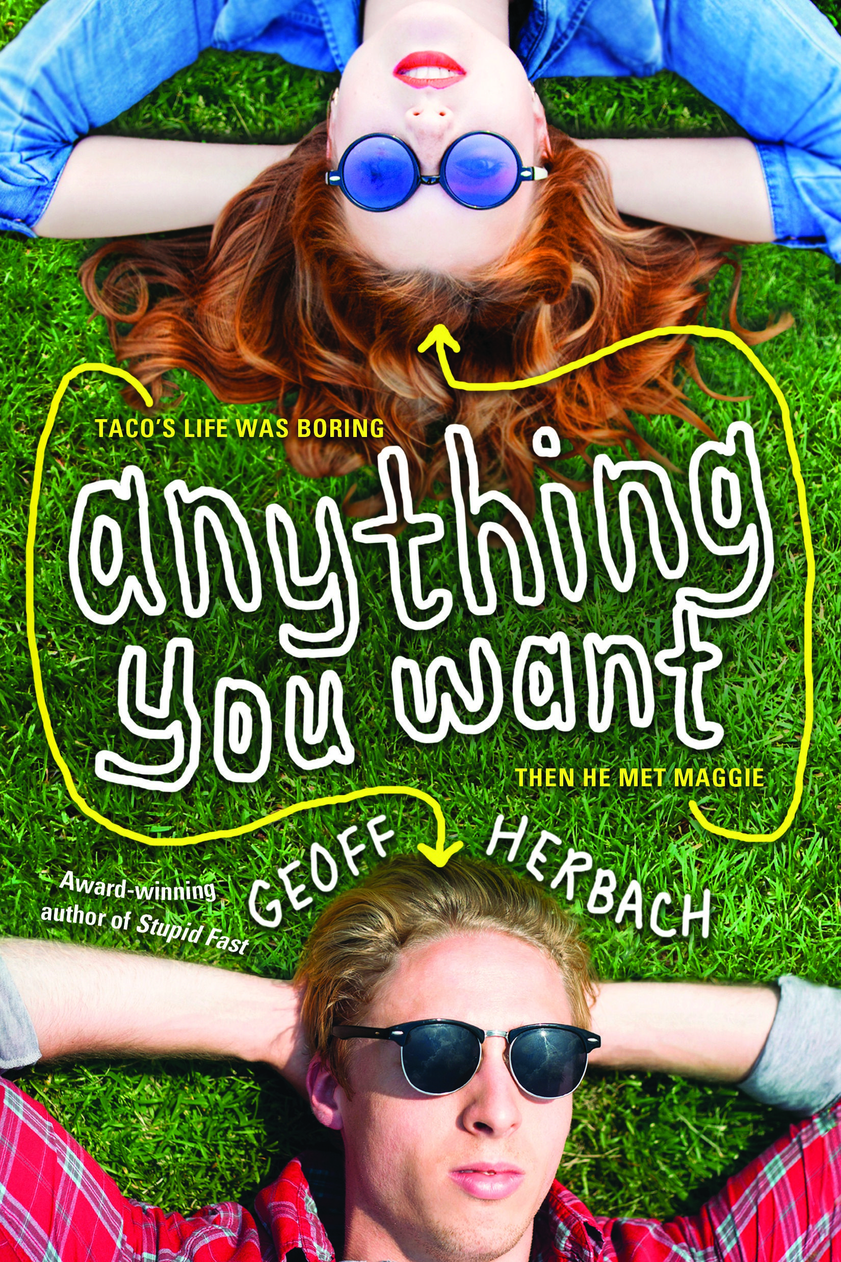 From the author of the acclaimed STUPID FAST and GABE JOHNSON TAKES OVER comes a new novel about a teen who discovers what it means to be a family--and a man--when he and his girlfriend accidentally get pregnant.