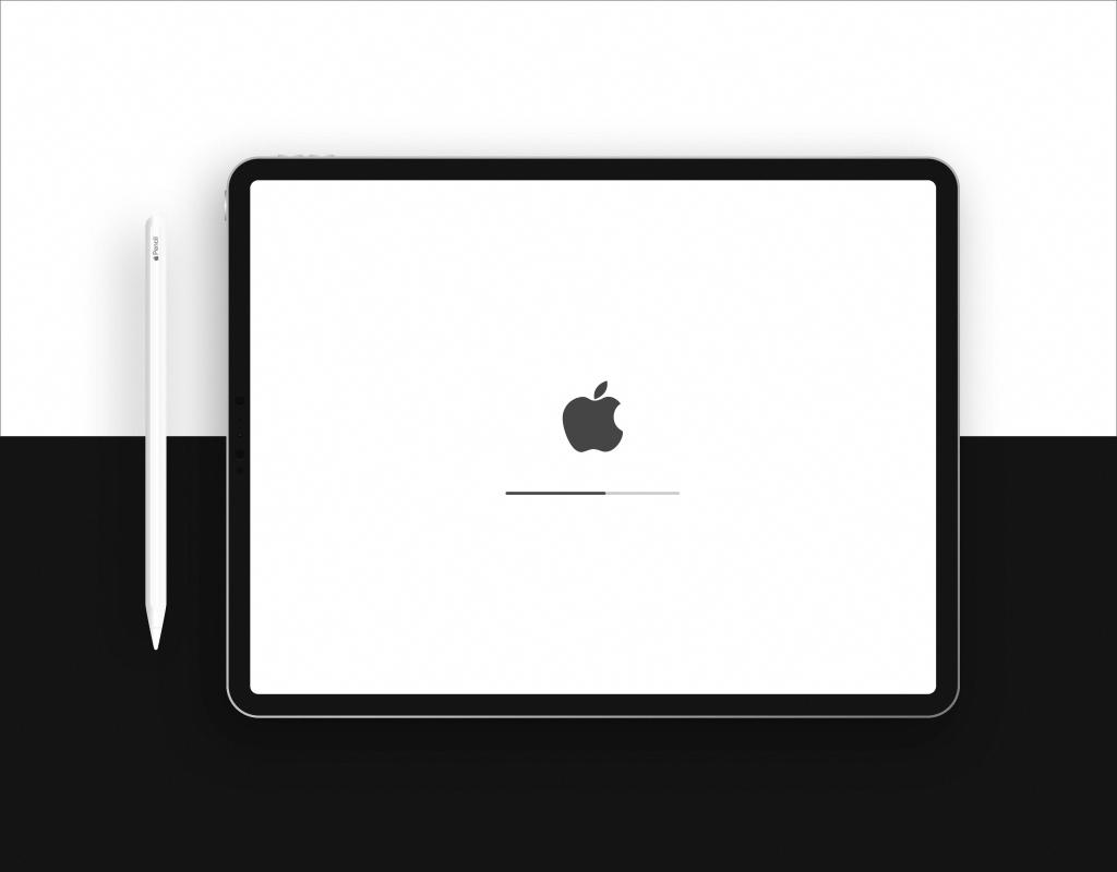 Free New Ipad Pro Apple Pencil Mockup Ipadstand Ipad Pro Apple Pencil Apple Ipad Pro New Ipad Pro