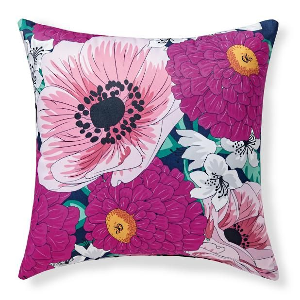 Coralia Outdoor Pillow Collection House Beautiful Home Pillows